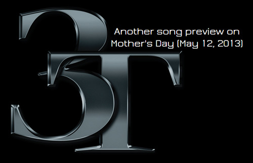 Get ready for another 3T song preview on Mother's Day (May 12). @tajjackson3 @tarylljackson @tjjackson #2013T #deedeeskids