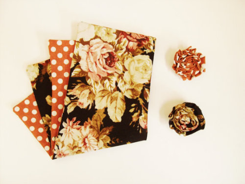 Pocket Square and matching lapel flowers