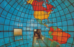archimaps:  Inside the Mapparium at The Christian Science Publishing Society, Boston