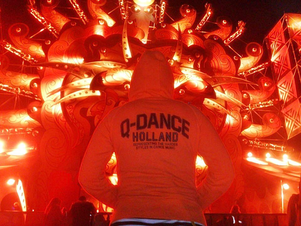 Q-Dance Representing The Harder Styles in Dance Music