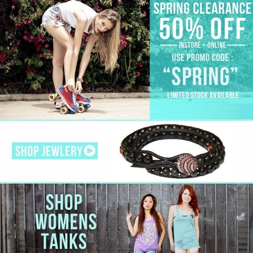 "Spring Clearance sale going on now #fashion #style #stylish #love #TagsForLikes #me #cute #photooftheday #nails #hair #beauty #beautiful #instagood #instafashion #pretty #girly #pink #girl #girls #eyes #model #dress #skirt #shoes #heels #styles #outfit #purse #jewlery #shopping #dtla #lalive #love #losangeles #design #repost #ririwoo #truth #nofilter #ss13 #sale #soterik #staplecenter #dope #follow #fw13 #fashionblog #fashionsale #jamiefox #kardashians #california #blog #mensfashion  (at S.O.TERIK ""The Great Art Factory"")"