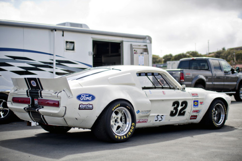 gashetka:  1967 | Ford Mustang Shelby GT 500 | Source