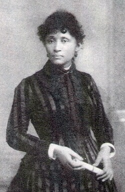 Lucy Parsons fought for the rights of the poor and disenfranchised in the face of an increasingly oppressive industrial economic system. Her radical activism challenged the racist and sexist sentiment in a time when it was assumed that women were biologically determined to stay at home barefoot and pregnant. This division of labour isn't biologically wired, it's an invention of capitalism.
