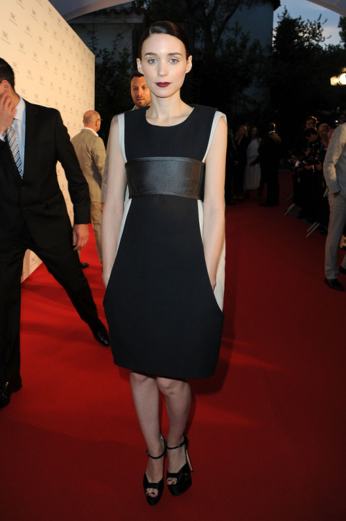 gasstation:  Rooney Mara at the For The Love Of Cinema event during the 2013 Cannes FF, May 18th
