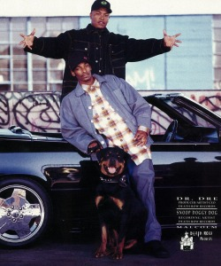 Snoop Dogg dr dre dr. dre