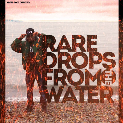 "Rare Drops From The Water (Water God's Journey Part 1) by Keyboard Kid 206 Water God's Rebirth… One Of The Most #Rare Myths Of BasedWorld.. Summoned By The BasedGod..This Is Part 1 Of His Journey.. Stay Tuned And Collect All The Chronicles To This Saga…He Is Pure #Based Chakra.. He Walked Right Out Of The Ocean… This Album Features The Epic Instrumentals Like ""Death Is Not An Option"" ""Doin Bad"" And ""All Skreets"" .. Also New Soon To Be #Classics Like ""King Me"" And ""Water God On The Throne""…. #Rare #Collectible -Keyboard"