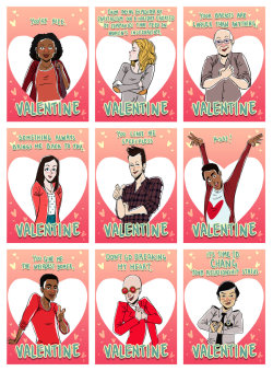 communitynbc:   For your valentine self.