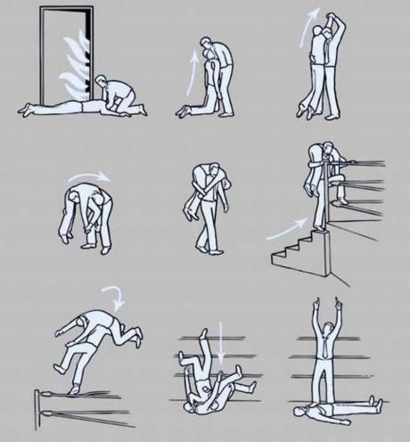 nonstahpfun:  How to Save Someone in A Fire.http://nonstahpfun.tumblr.com/