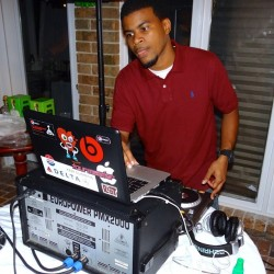 @cjdatruth - S/o to my DJ. He go everywhere I go.