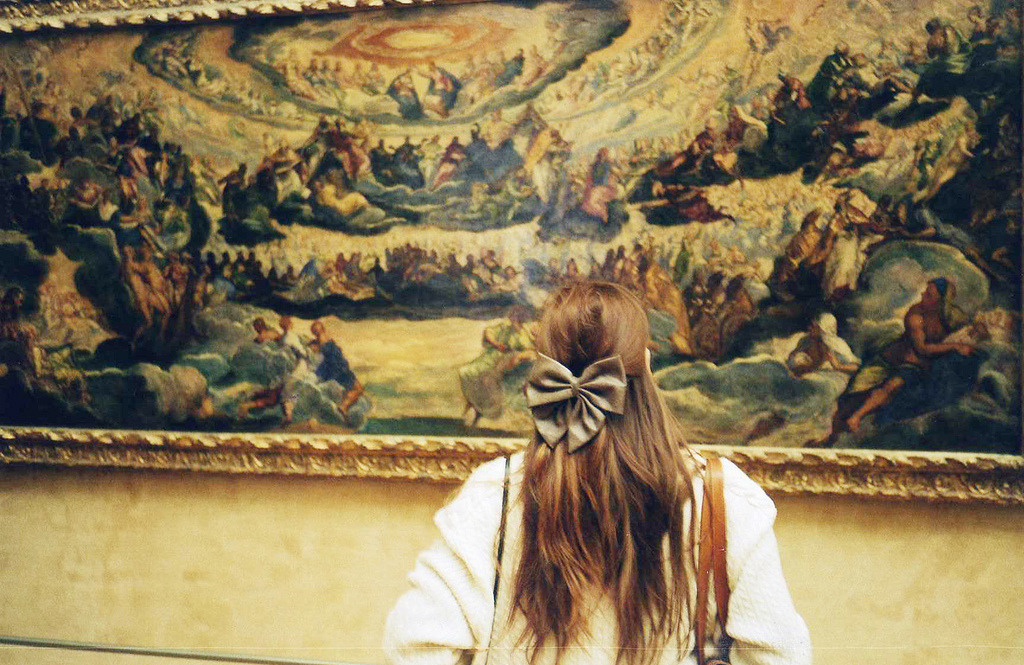 perfectmadness:  louvre (by le crazy horse)