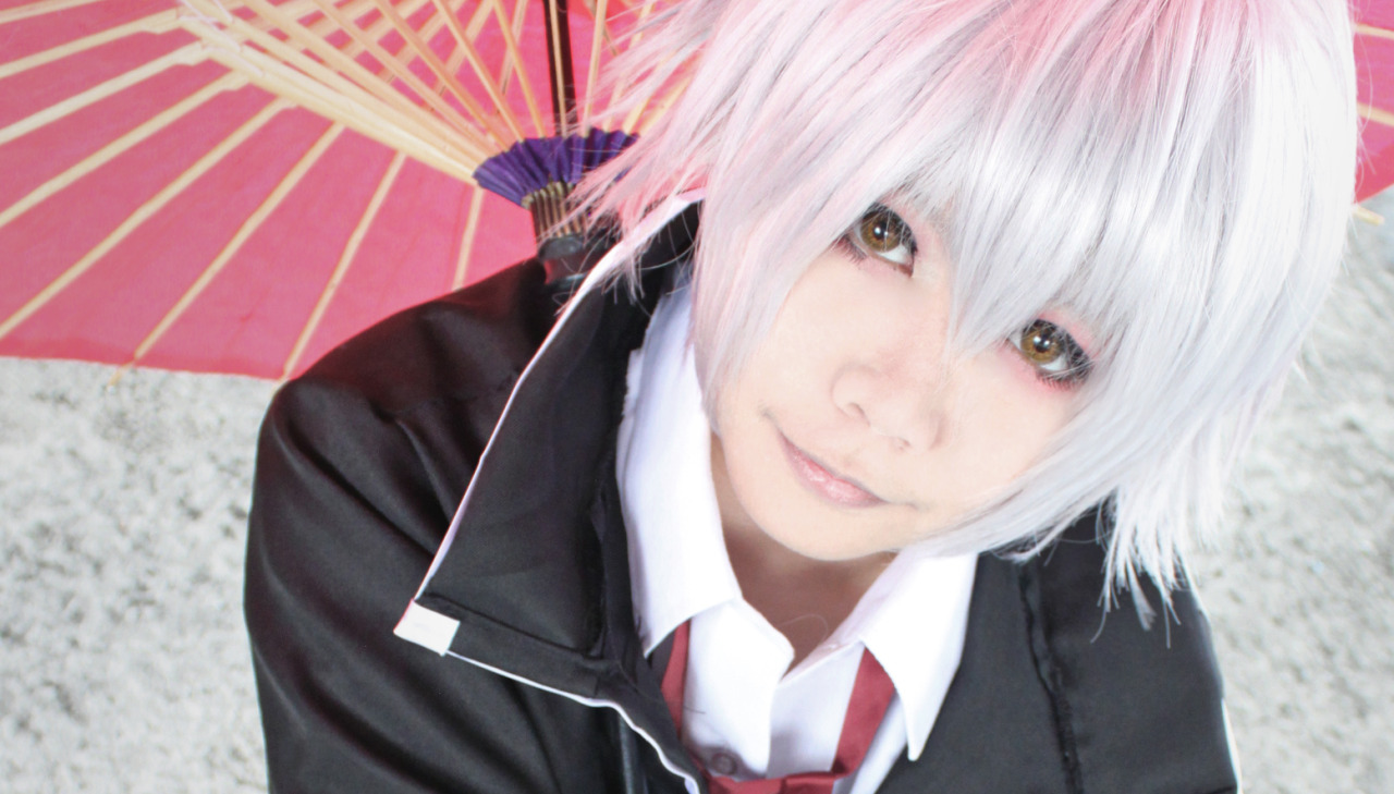 Isana Yashiro;CN Nightxx 夜旋 Photo by Yu Yu