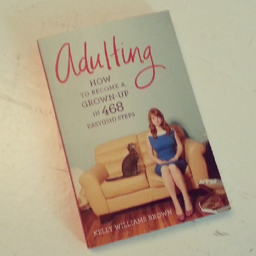 A must read for every slut. Adulting: Adultery for dummies. :-) #adulting