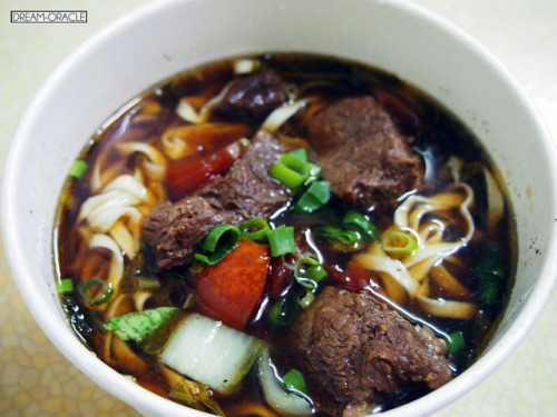 taiwanesefood:  Jiu Fen: Herbal Beef Noodles by dream-oracle on Flickr.