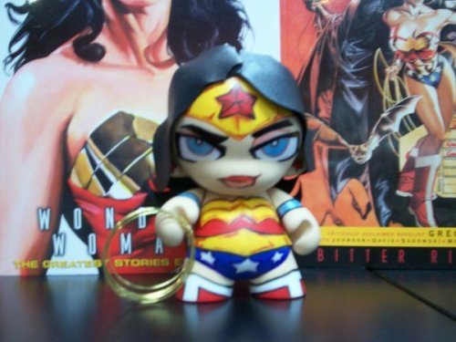 charlesholbert:  Munny Wonder Woman circa 2008, I think.