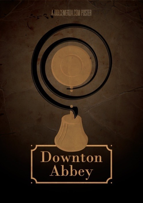 Downton Abbey my new favourite show. Never thought I'd say that.