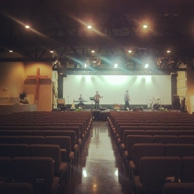 Rehearsal. #happygirl #jesus  #worship #vox (at Living Stones Reno Church)