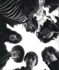 Jefferson Airplane, 1967. Photograph by Jim Marshall.