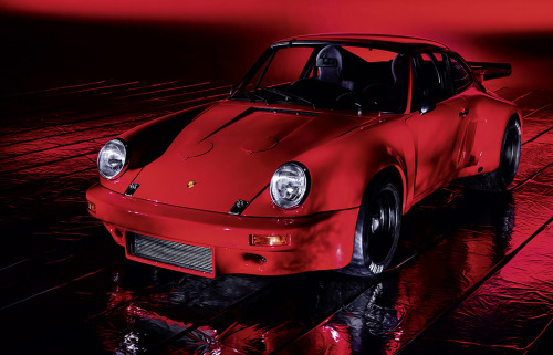 automotivated:  1973 Porsche 911 Carrera RSR 3.0 (by Auto Clasico)