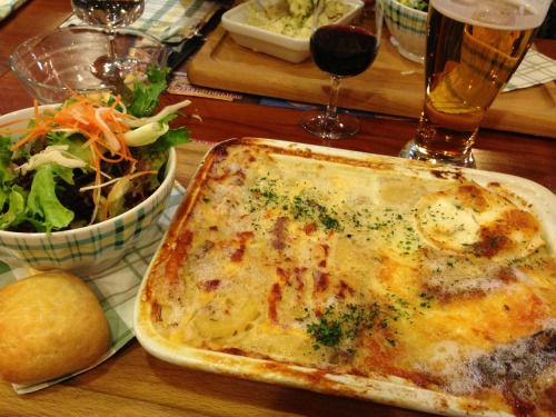 Remembering France: French tartiflette. A must.