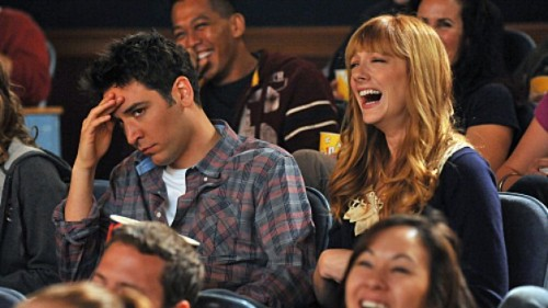 uproxx:  The Ted Mosby Girlfriend Power Rankings  Hard list to argue with. Also Ted has had a lot of good looking girlfriends.