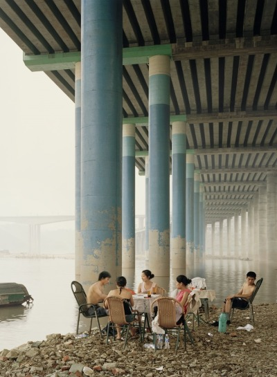 yangtze—the long river, nadav kander, 2008