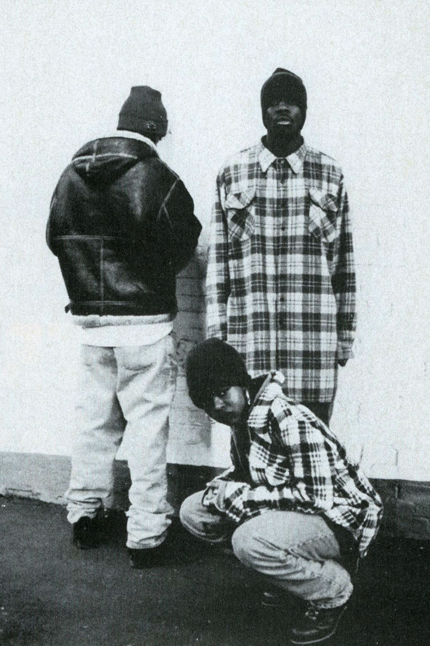 Fugees by Rachelle Clinton for Rap Pages (1994)