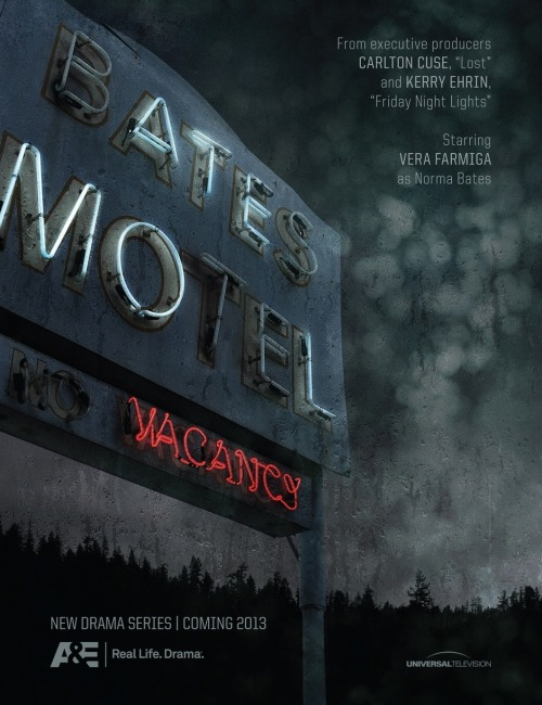 autumn-m-o-o-n:  Got sucked into a Bates Motel marathon tonight. Not gonna lie, I think I found a new series other than Doctor Who to get fixed on. #noregrets