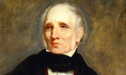 Literary Birthday - 7 April Happy Birthday, William Wordsworth, born 7 April 1770, died 23 April 1850 Quotes Fill your paper with the breathings of your heart. The mind that is wise mourns less for what age takes away; than what it leaves behind. The human mind is capable of excitement without the application of gross and violent stimulants; and he must have a very faint perception of its beauty and dignity who does not know this. Wisdom is oftentimes nearer when we stoop than when we soar. The best portion of a good man's life: his little, nameless unremembered acts of kindness and love. Poetry is the spontaneous overflow of powerful feelings: it takes its origin from emotion recollected in tranquillity. Come grow old with me. The best is yet to be. The good die first, and they whose hearts are dry as summer dust, burn to the socket. Though nothing will bring back the hour of splendour in the grass, of glory in the flower; we will grieve not, rather find strength in what remains behind. To begin, begin. Wordsworth was Britain's Poet Laureate from 1843 until his death in 1850. He was a major English Romantic poet who helped launch the Romantic Age in English literature. Wordsworth's magnum opus is considered to be The Prelude, a semi-autobiographical poem of his early years. It was posthumously titled and published, prior to which it was generally known as the poem 'to Coleridge'.  by Amanda Patterson for Writers Write