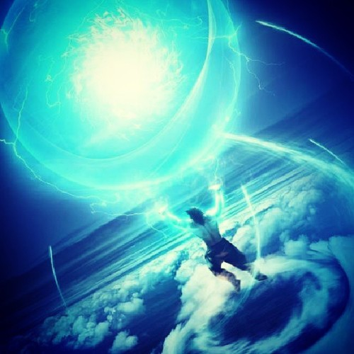 Spirit Bomb #PeaceLife gather the energy! #ShadeUpChillin #ImJustSwagginDoe #ChildHoodShit #DontKillMyVibe