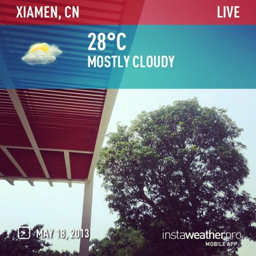#weather #instaweather #instaweatherpro  #sky #outdoors #nature  #instagood #photooftheday #instamood #picoftheday #instadaily #photo #instacool #instapic #picture #pic @instaweatherpro #place #earth #world #xiamen #china #day #spring #skypainters #cn #tb  (at 厦门大学海洋与环境学院)