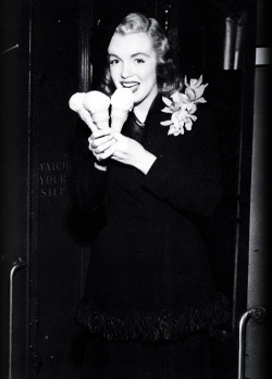 hollywoodlady:  Marilyn Monroe
