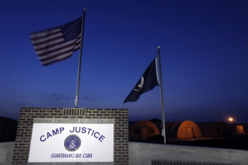 "humanrightswatch:   Guantanamo Bay and Indefinite Detention - Hunger Strike Continues More prisoners have joined a hunger strike at the US-run detention facility at Guantanamo Bay, bringing the reported total to 93 out of 166 held at the facility, according to media reports. Lawyers for the detainees claim that the actual number is higher.""The illegal detentions without charge or trial at Guantanamo Bay have gone on for more than a decade with no end in sight, so it's not surprising that detainees feel desperate,"" said Laura Pitter, counterterrorism advisor at Human Rights Watch. ""The Obama administration simply has to do more to end this unlawful practice that will forever be a black mark on US history.""  Human Rights Watch has long called for an end to the practice of indefinite detention at Guantanamo, which violates international law. More than half of the detainees currently at the facility were approved for transfer to their home or third countries by an Obama administration interagency task force in 2009. Congress restricted those transfers but the Defense Department still has the ability to transfer the cleared detainees as long as certain safeguards are in place. Human Rights Watch urged the Obama administration to use its authority to begin transferring detainees out of the facility as soon as possible. Photo: © 2009 Reuters"