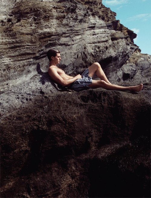 fordmodels:  PAOLO ANCHISI FOR GQ STYLE KOREA PHOTOGRAPHED BY HILARY WALSH