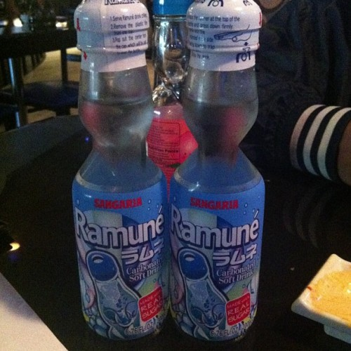 And 2 more to go! #Ramune.