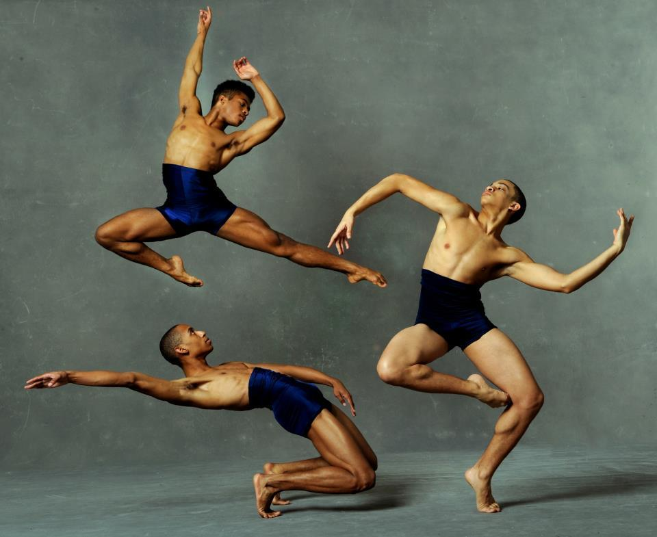 dancerboys:  Ailey 58