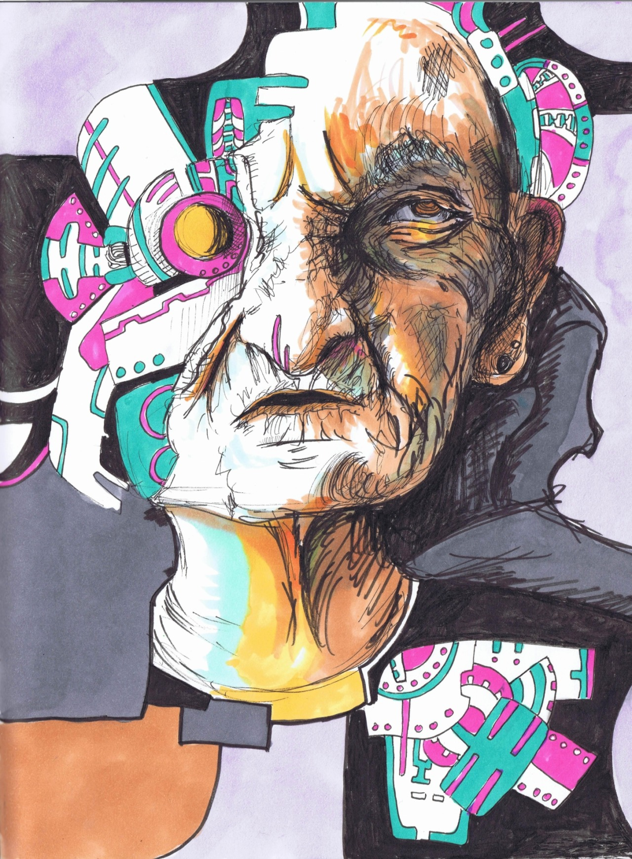 Old cyborgs are best cyborgs.