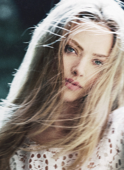 amanda seyfried for Allure by Patrick Demarchelier, May 2013