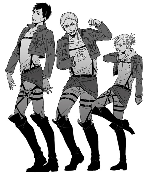 fanalis:  reiner—braun:  AOT-log by 1no