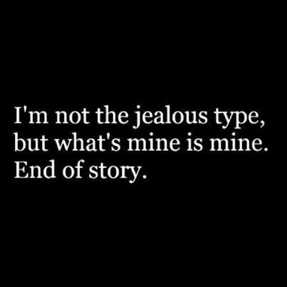 mine is mine! on We Heart It - http://weheartit.com/entry/59326757/via/emintou   Hearted from: http://www.thefancy.com/things/236885971356877303/My-thoughts-exactly%21