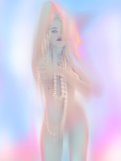 digital-future:  Sky Ferreira by Nick Knight for AnOther Man Magazine