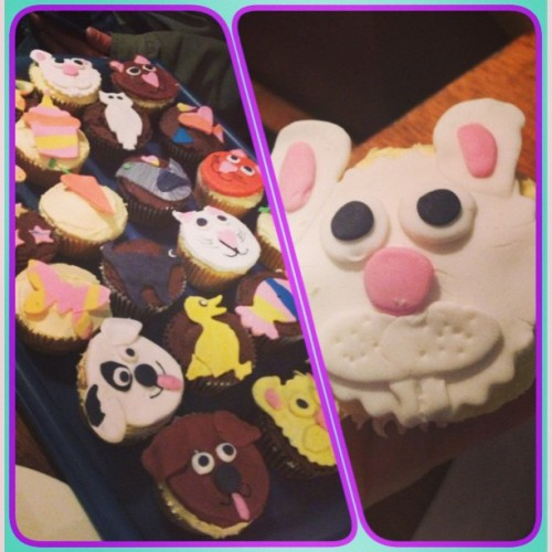 @__taylah is awesome 😍 #cupcakes