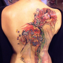 the-ink-between-us:   Beautiful work