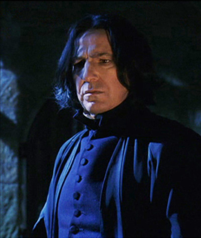 "severus-snape-my-eternal-prince:  Scene from ""Harry Potter and the Philosopher's Stone""."