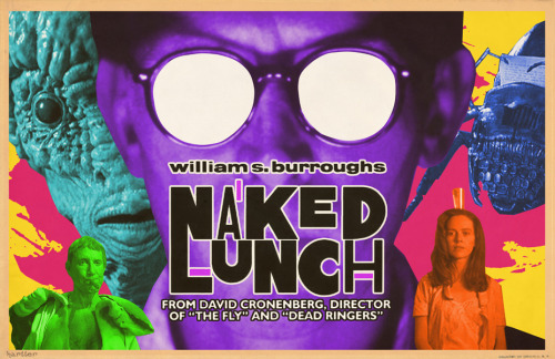 Naked Lunch by Sean Hartter