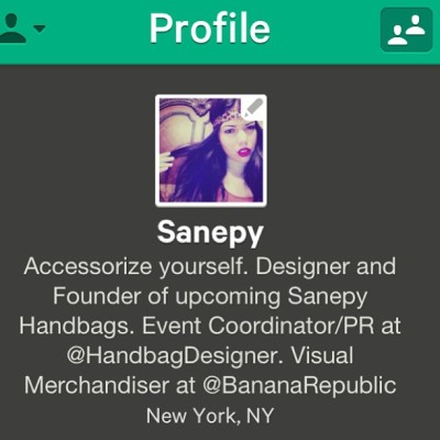 Follow me on vine for live footage! #sanepy #handbags #fashion #accessories #fun