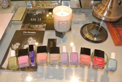 MY TOP 10 FAVORITE SPRING & SUMMER NAIL POLISHES!  CLICK TO READ POST!  Click this to watch! :)