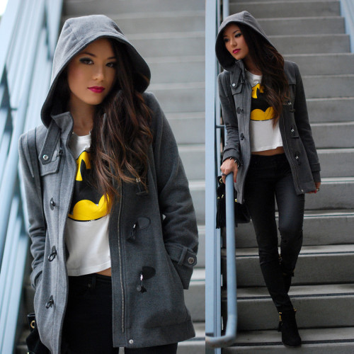 lookbookdotnu:  Da-na-na-na-na-na BATMAN! (by Jessica R.)