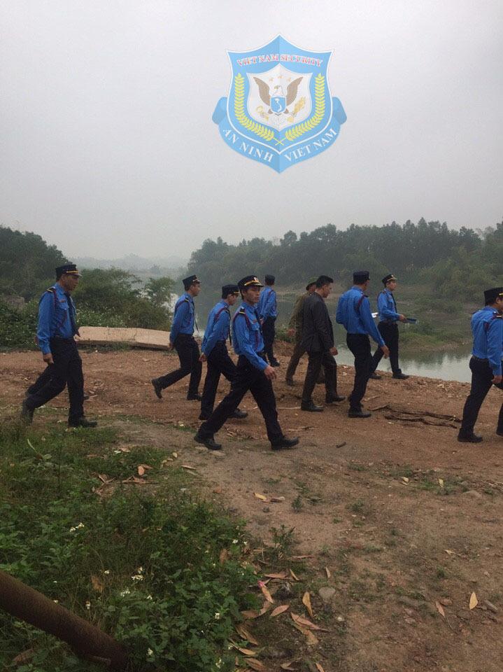Triển khai bảo vệ Nhà máy chế biến gỗ công nghiệp Thành Nam