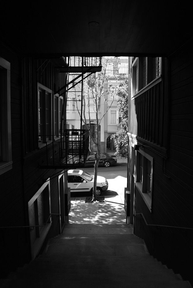 Here's a photo I took in San Francisco back in 2008