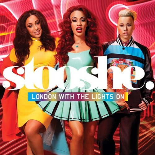 I'm so excited for #Stooshe's debut album! #LondonWithTheLightsOn #LWTLO 🇬🇧
